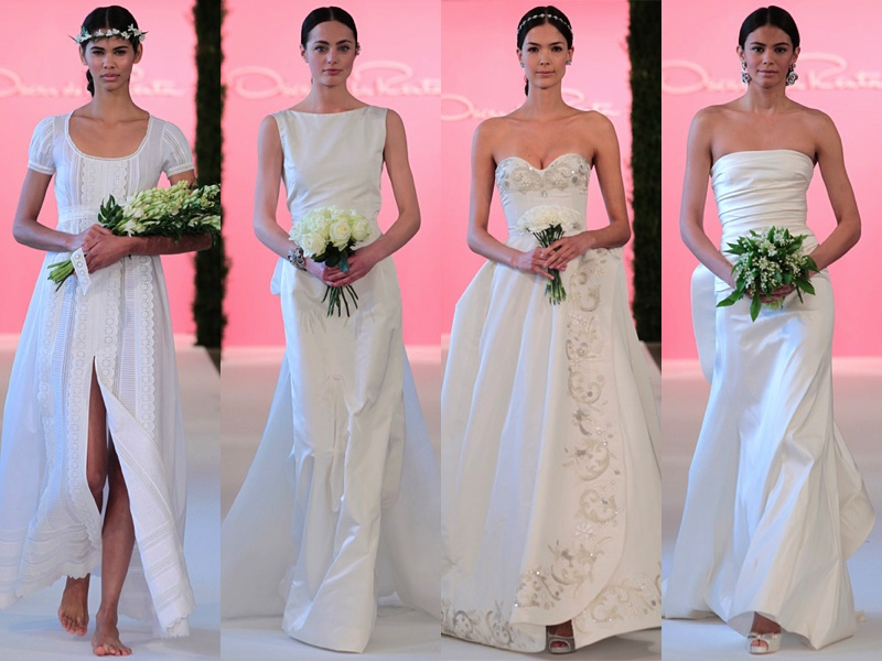 BRIDAL FASHION WEEK 2015 SPRING